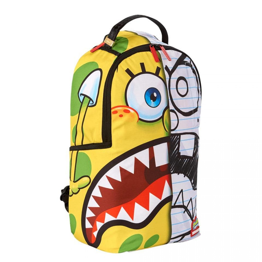 Backpack Sprayground | Spongedoodle Bob