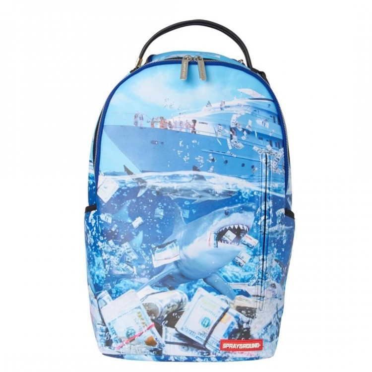 Ruksak Sprayground | The Shark Of Wall Street