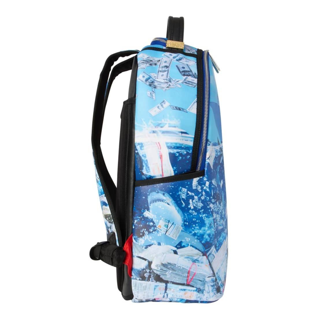 Backpack Sprayground | The Shark Of Wall Street