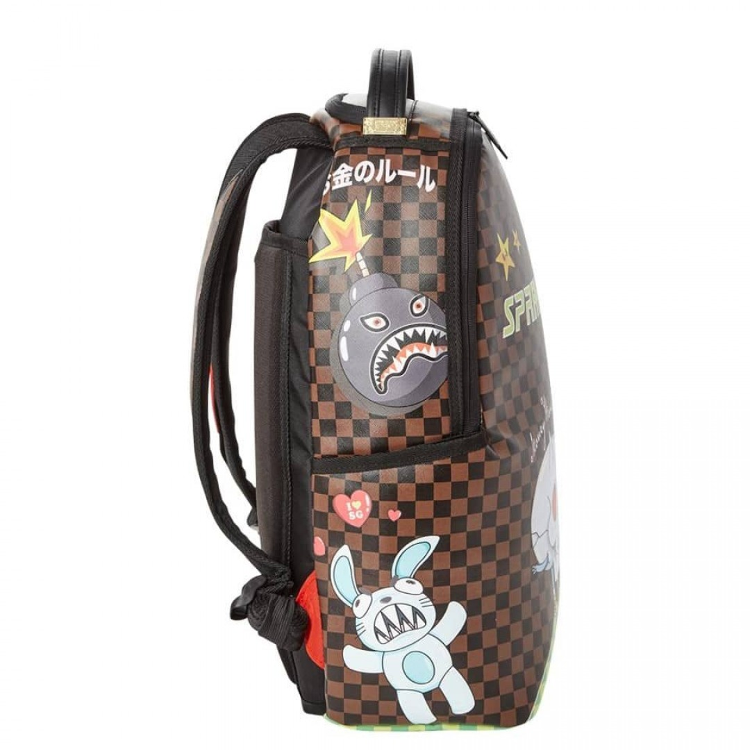Backpack Sprayground | Thunder Sharks