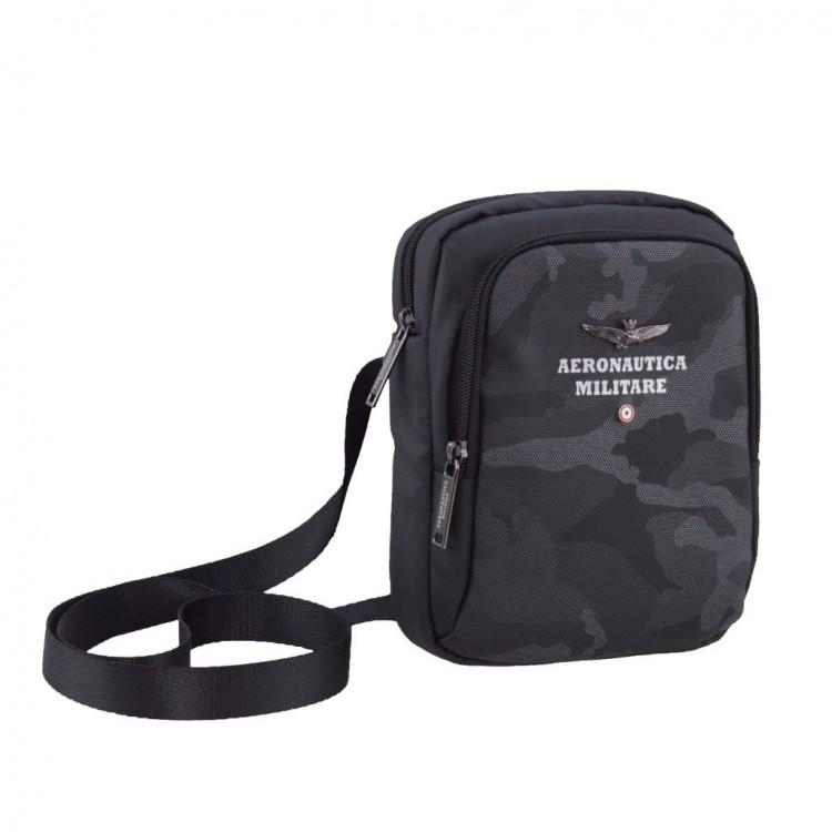 Men's handbag Aeronautica Militare | Camouflage
