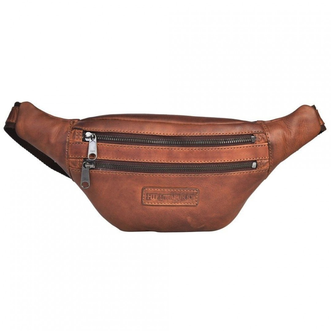 Leather Waistbag Hill Burry | Pear