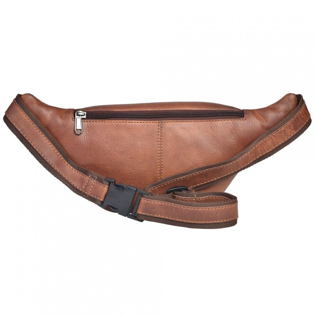 Leather Waistbag Hill Burry | Pear