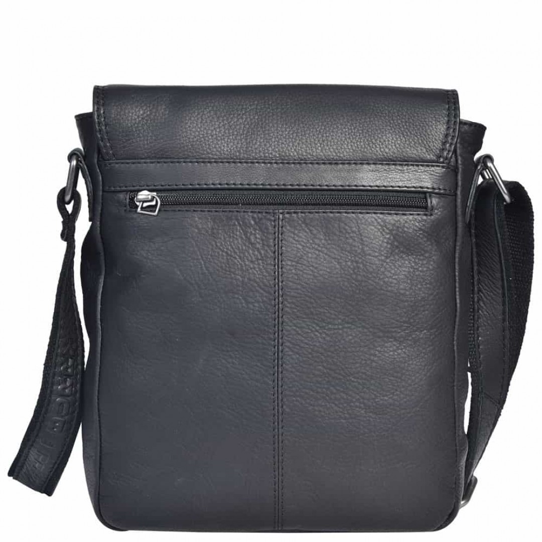Leather shoulder bag Hill Burry | Body