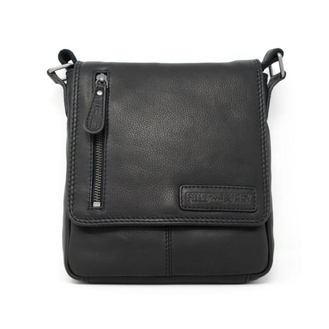 Leather shoulder bag Hill Burry | Clain