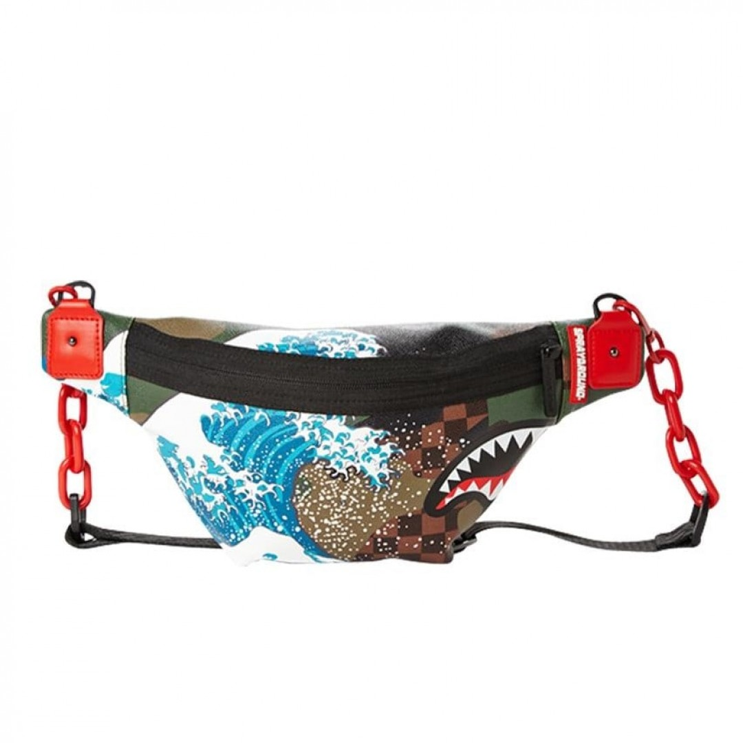 Waist bag Sprayground | Camokawa Chain Crossbody