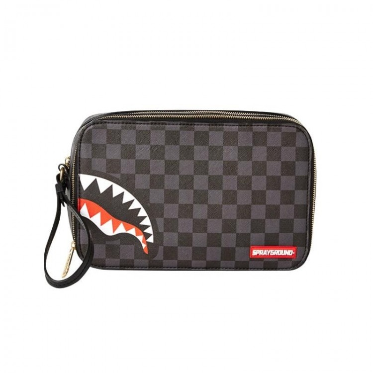 Toiletry bag Sprayground | Sharks in Paris Toiletry Bag