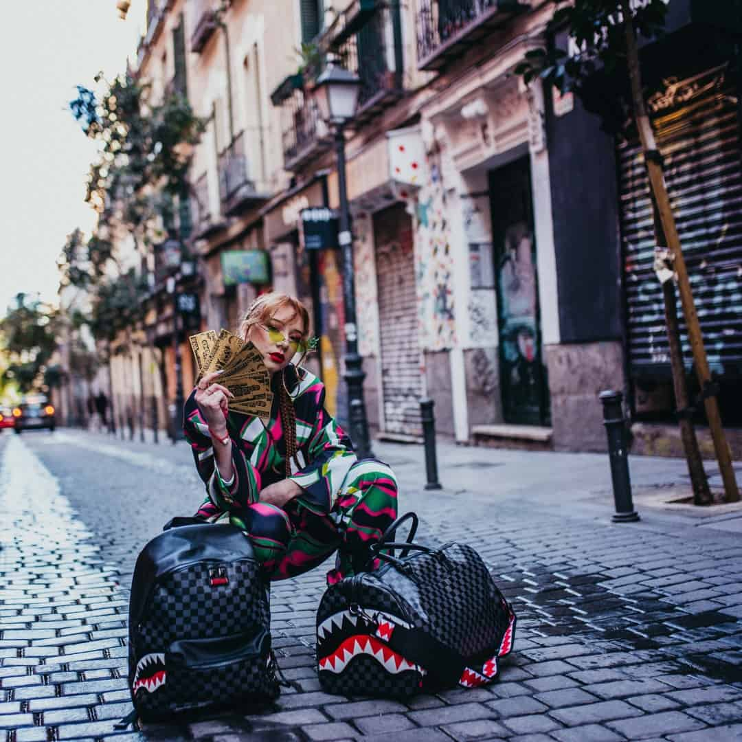 Backpack Sprayground | Side Sharks in Paris