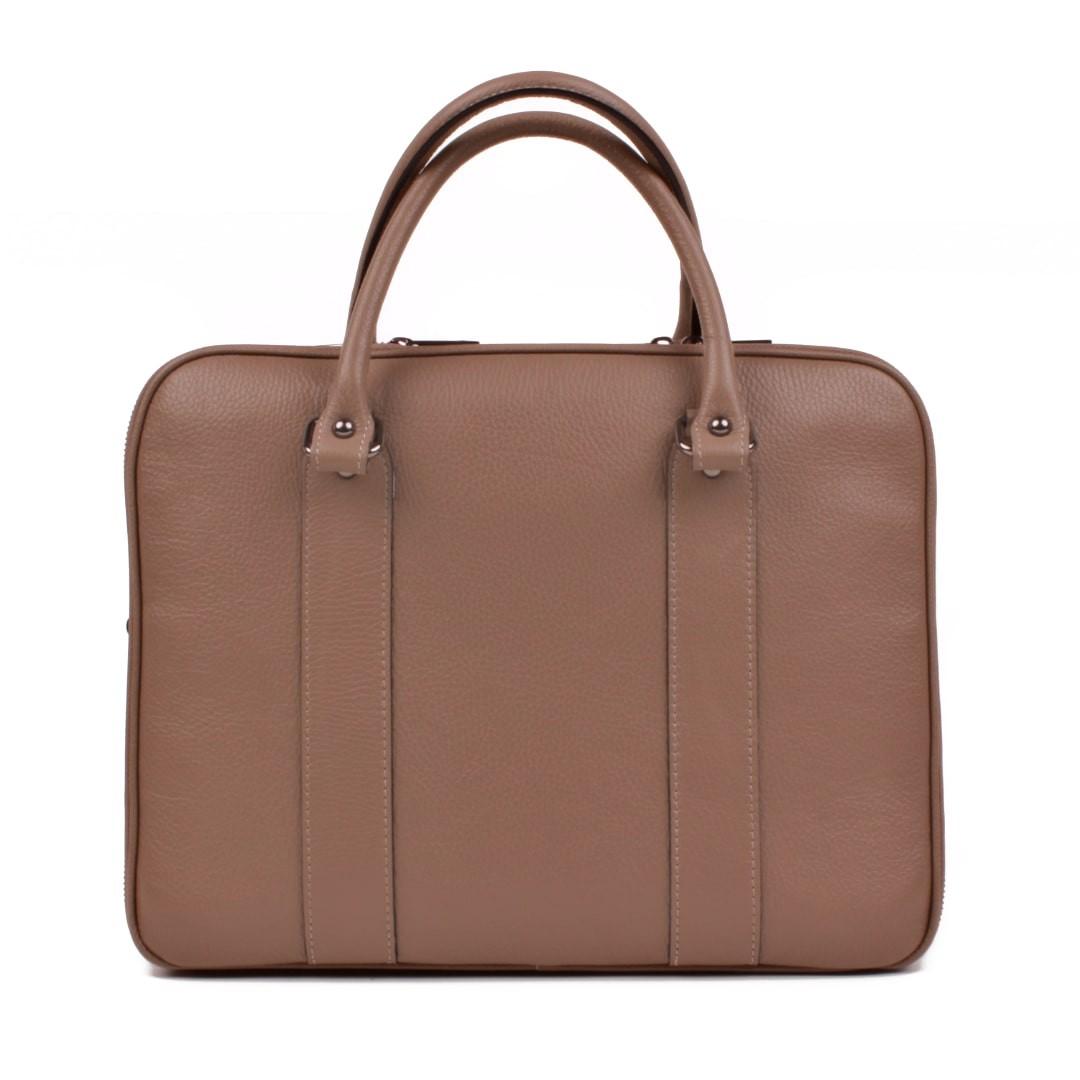 Ladies  leather business bag Optimist | Emma