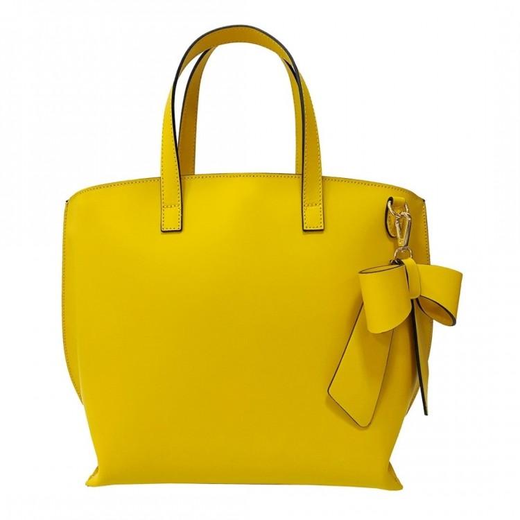 Female Lederhandtasche und Mode Optimist | OP760490