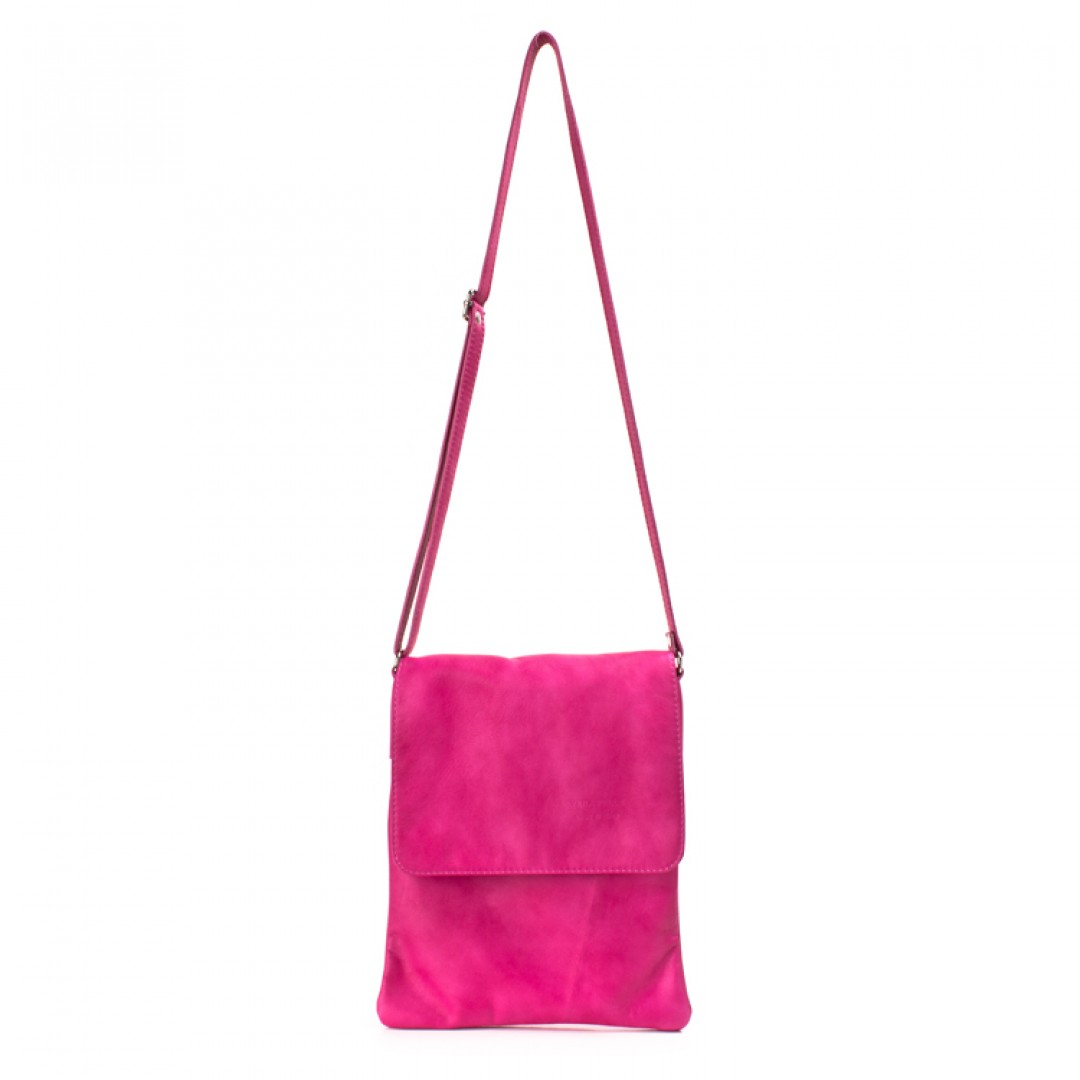 Women's leather handbag Optimist | OP8180