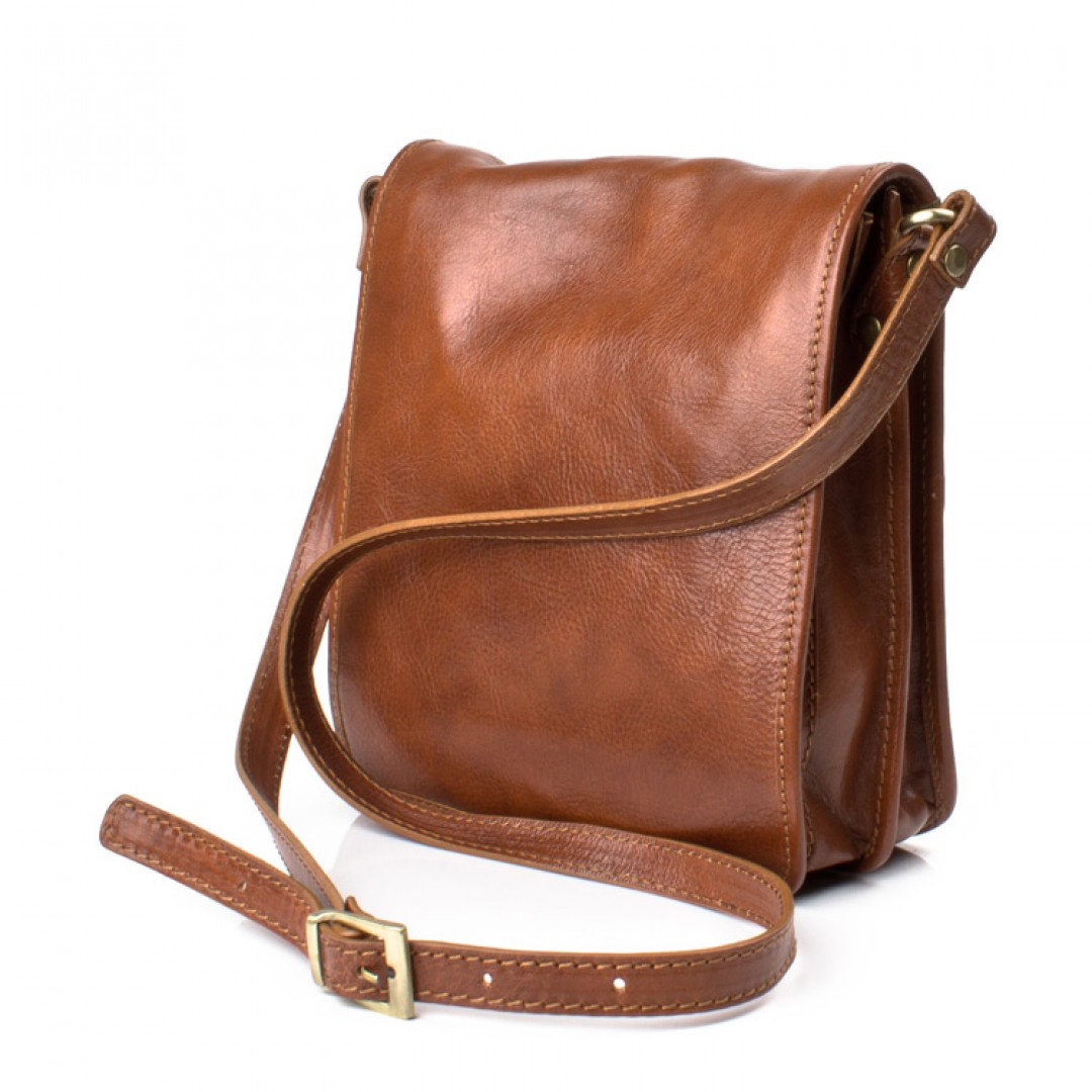 Women Leather handbag Optimist | OP870486