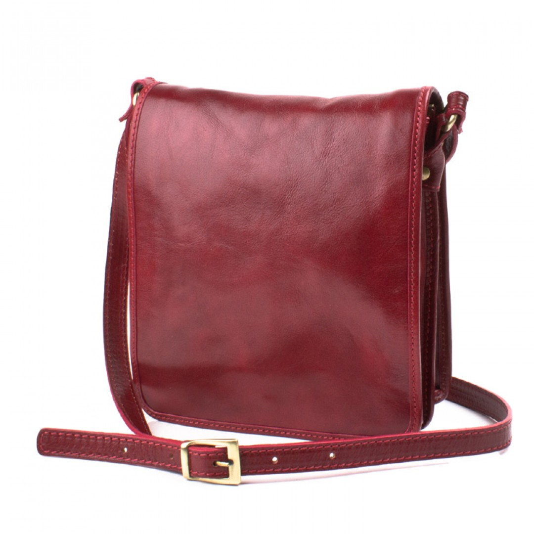 Women Leather handbag Optimist | OP870486