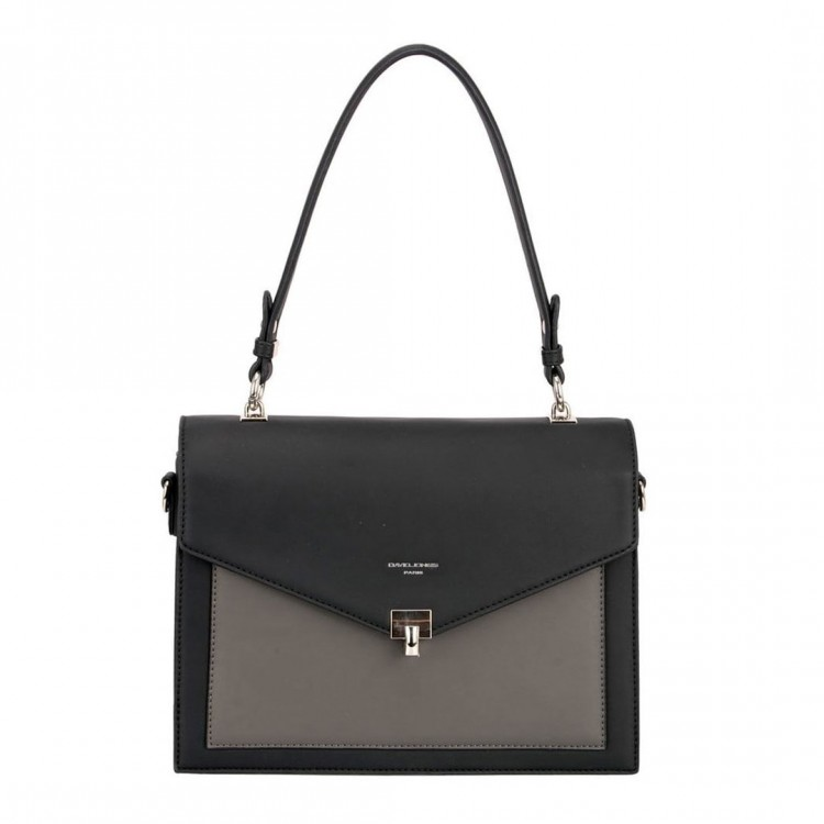 Ladies fashion handbag David Jones | Snake