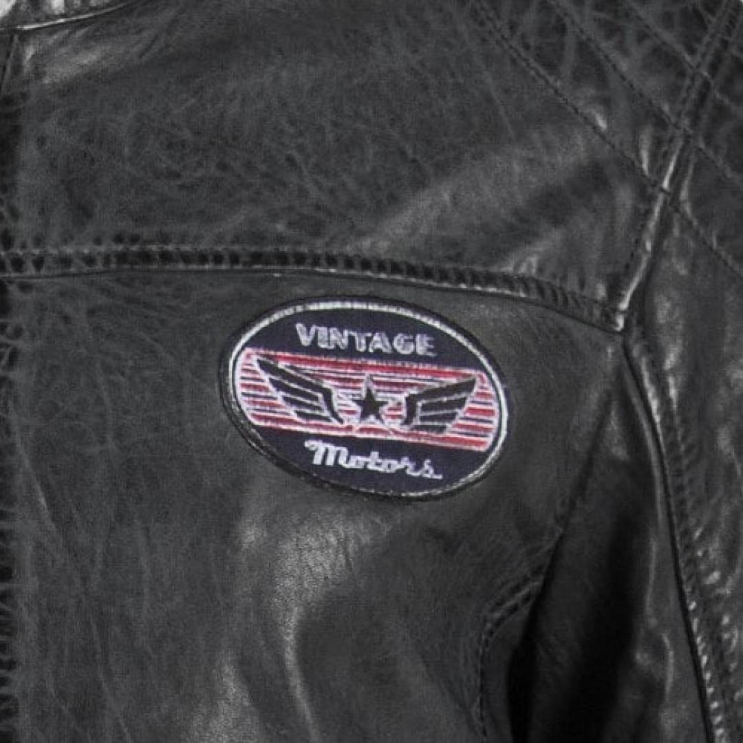Men's leather jacket GIPSY | Chap