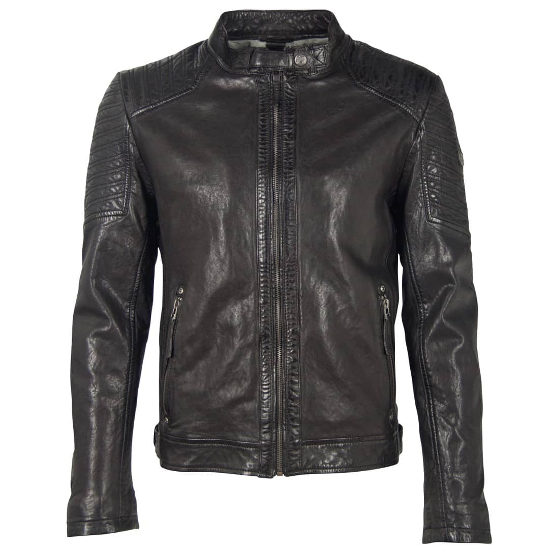 Men's leather jacket Gipsy | Damion
