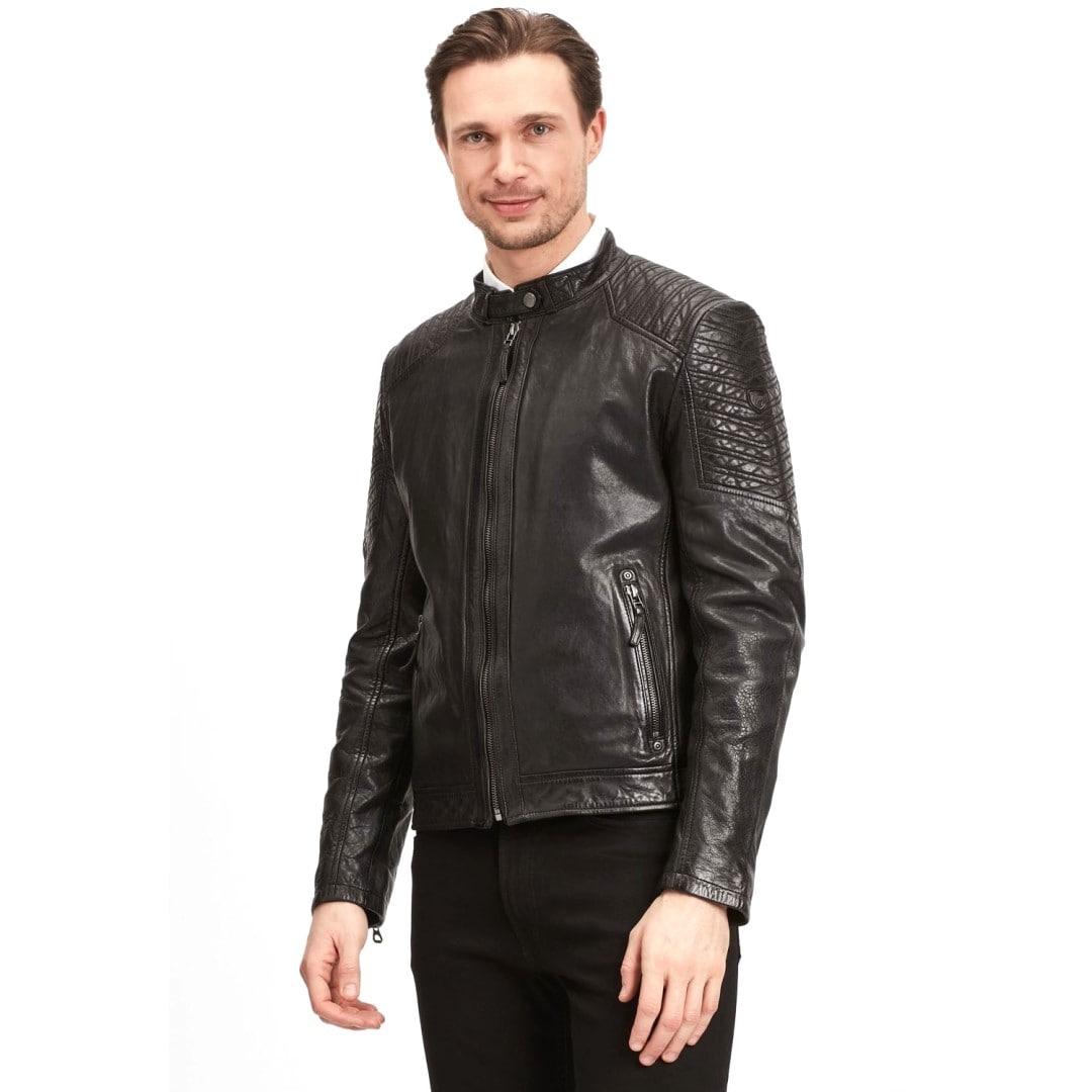 Muška kožna jakna Gipsy | Damion