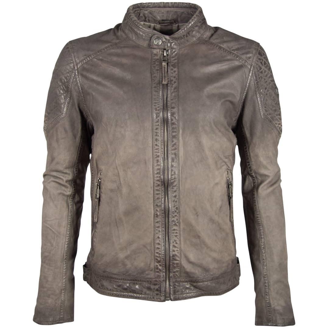 Men's leather jacket GIPSY | Lazzlo