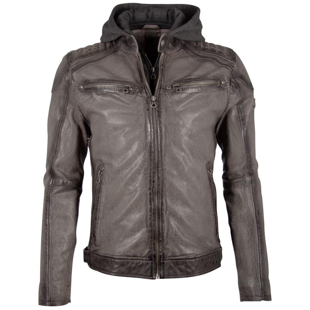 Men's leather jacket GIPSY   Vinn