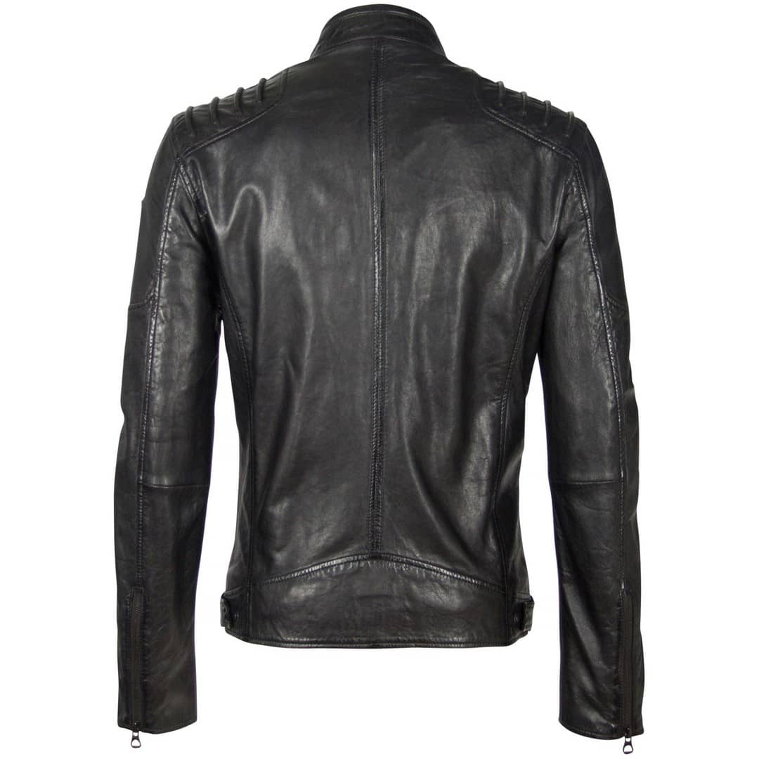 Men's leather jacket GIPSY | Coulby