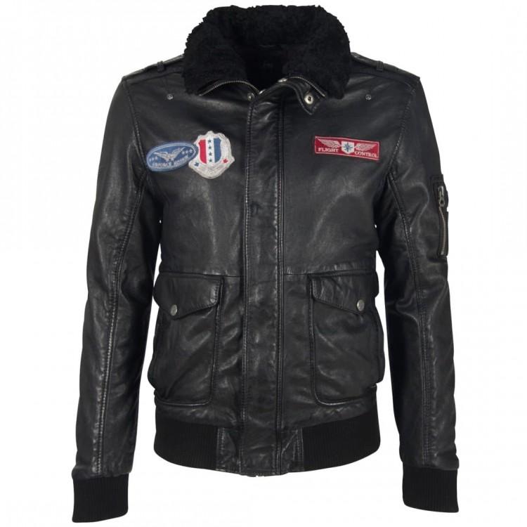 Men's leather jacket GIPSY | Cruise