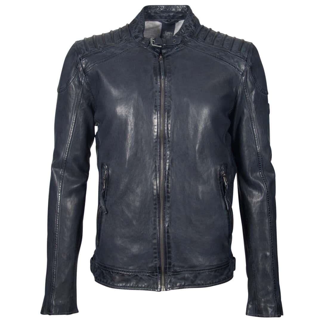 Men's leather jacket GIPSY | Gambler