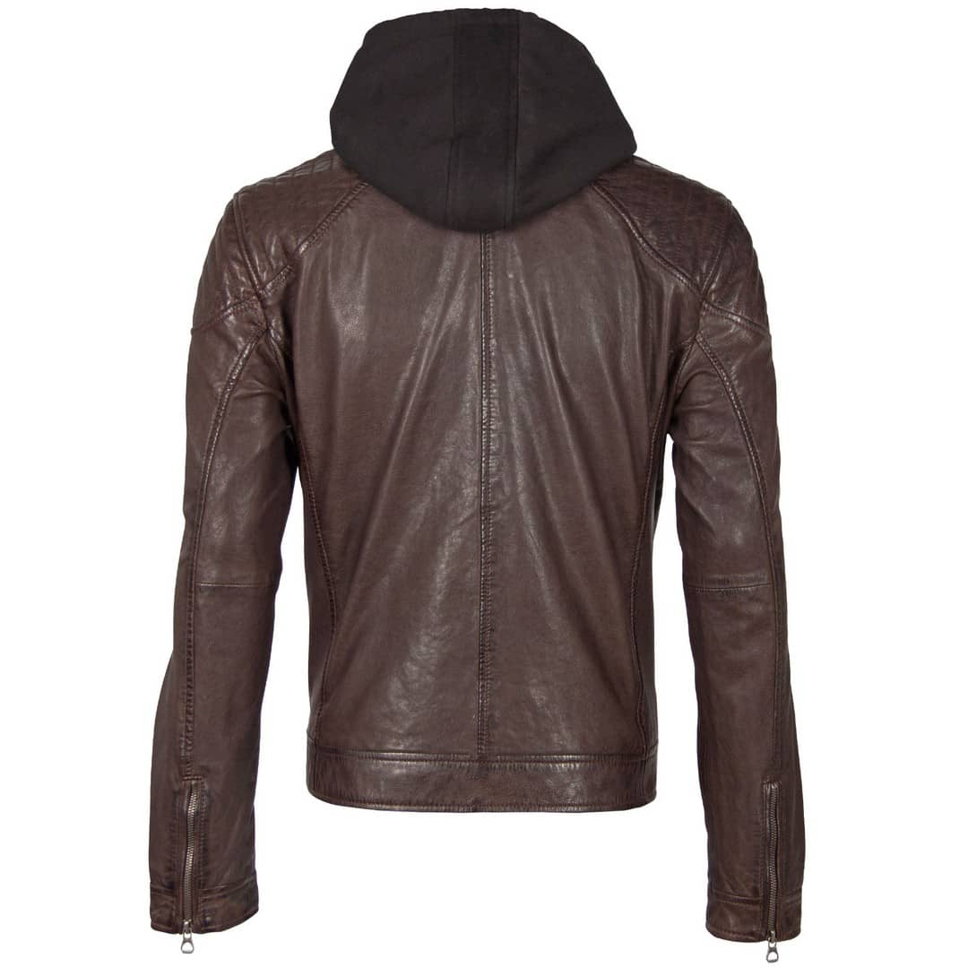 Men's leather jacket Gipsy | Gorey 2
