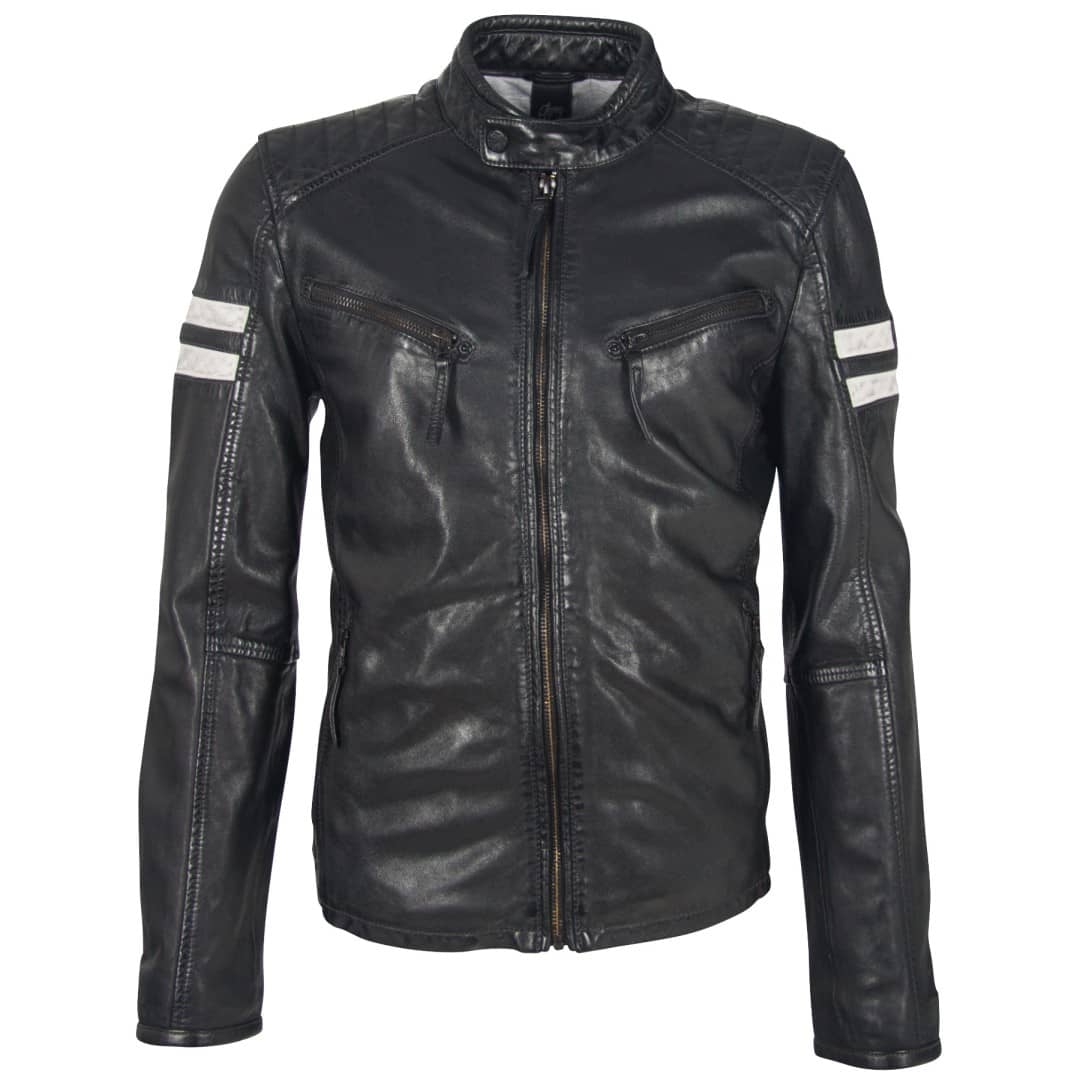 Men's leather jacket GIPSY | Remmy