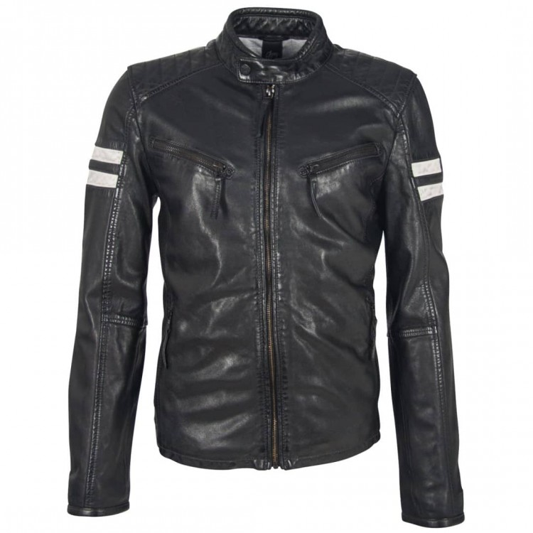 Men's leather jacket GIPSY | Remmy