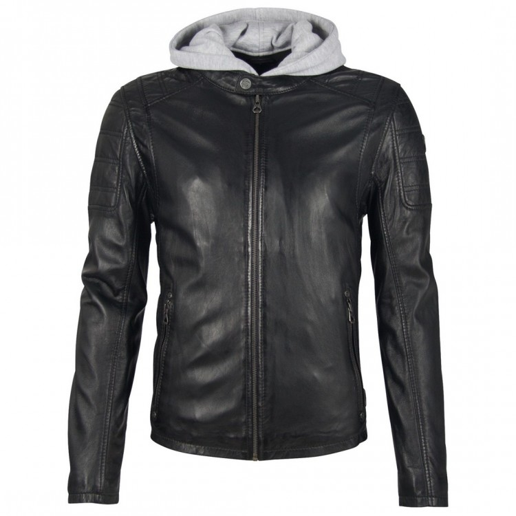 Men's leather jacket GIPSY | Rylo