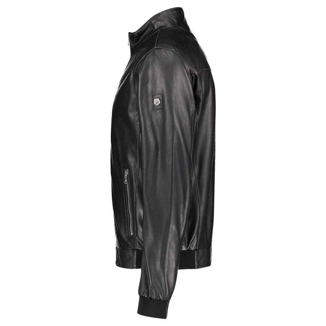 Men's leather jacket MILESTONE | Manilo