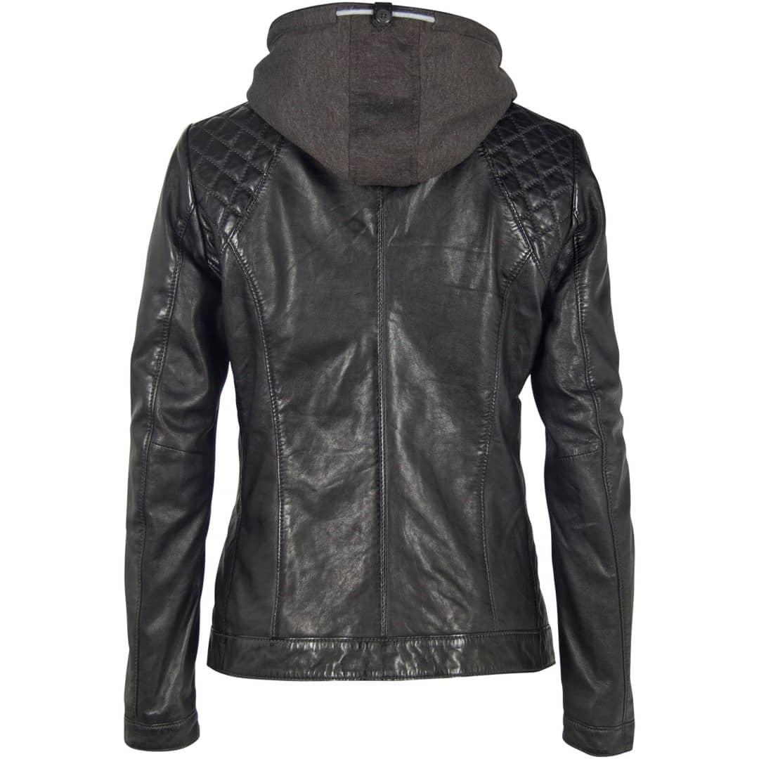 Ladies' leather jacket DEERCRAFT | Skerry
