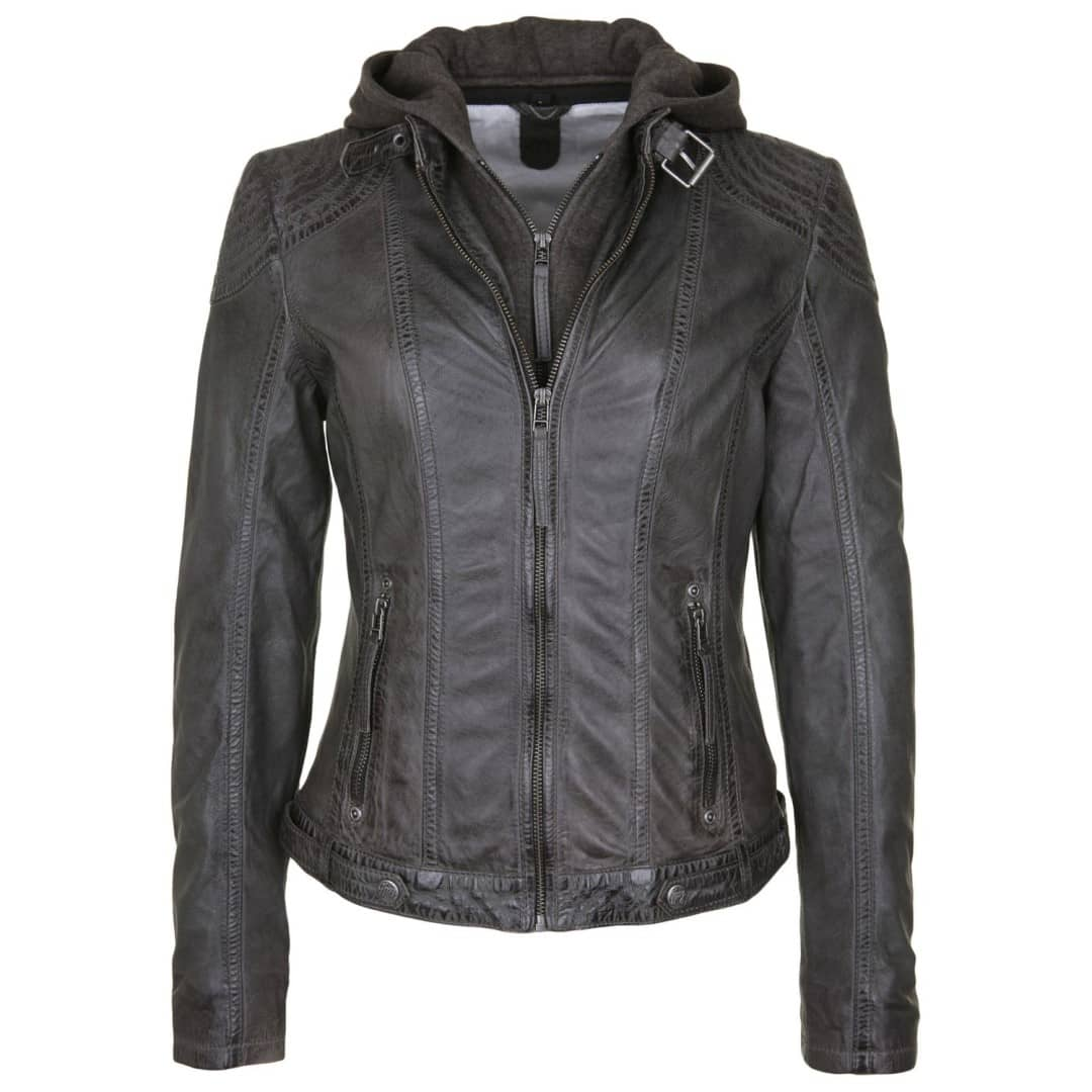 Ladies' leather jacket GIPSY | Cacey