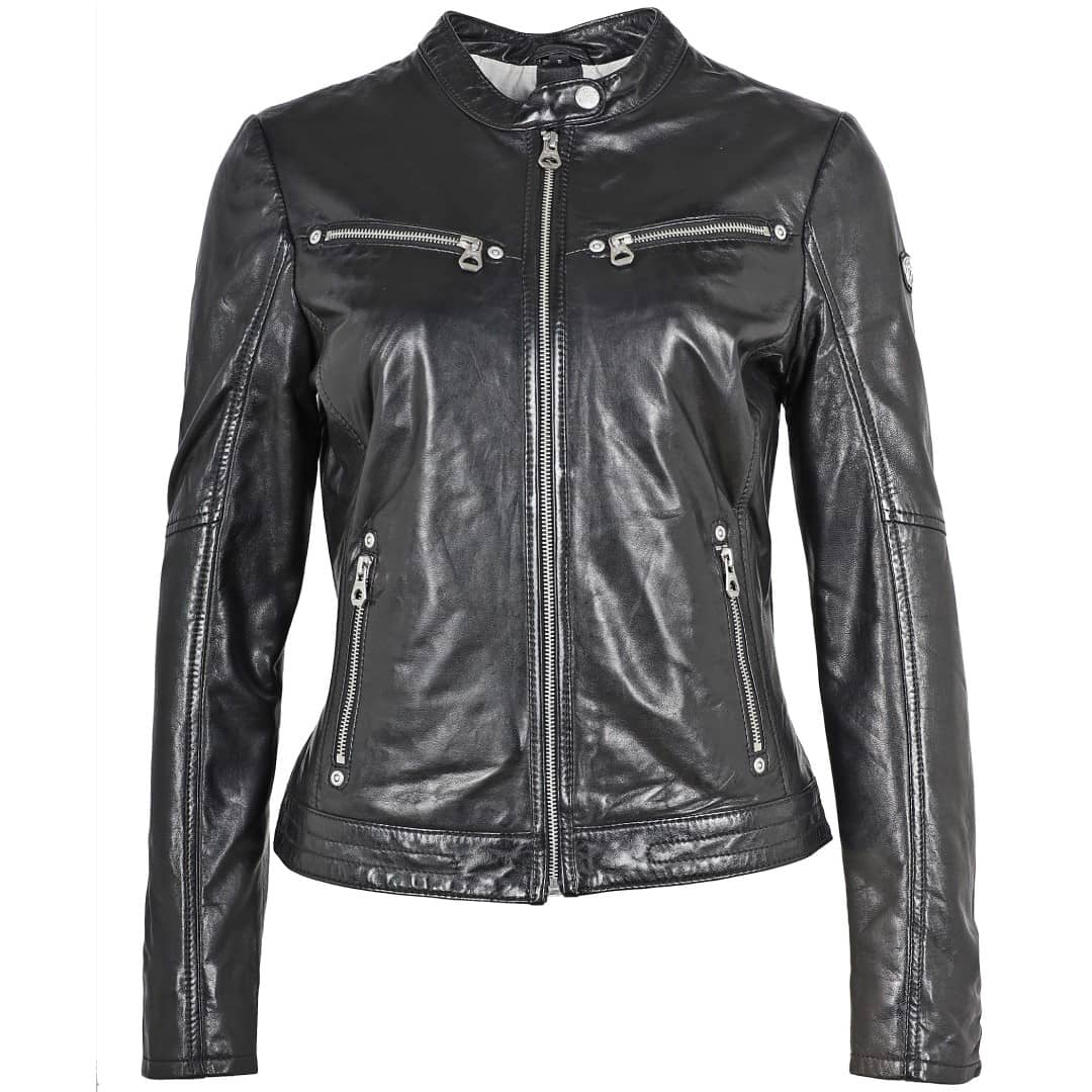 Ladies' leather jacket GIPSY | Chalee