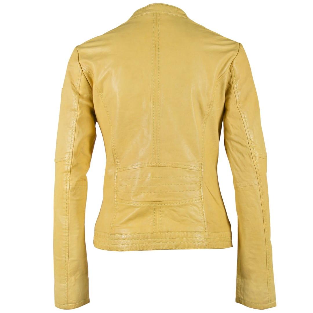 Ženska kožna jakna GIPSY | Chalee