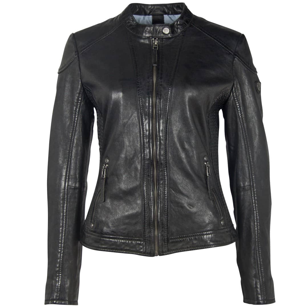 Ladies' leather jacket GIPSY | Danie