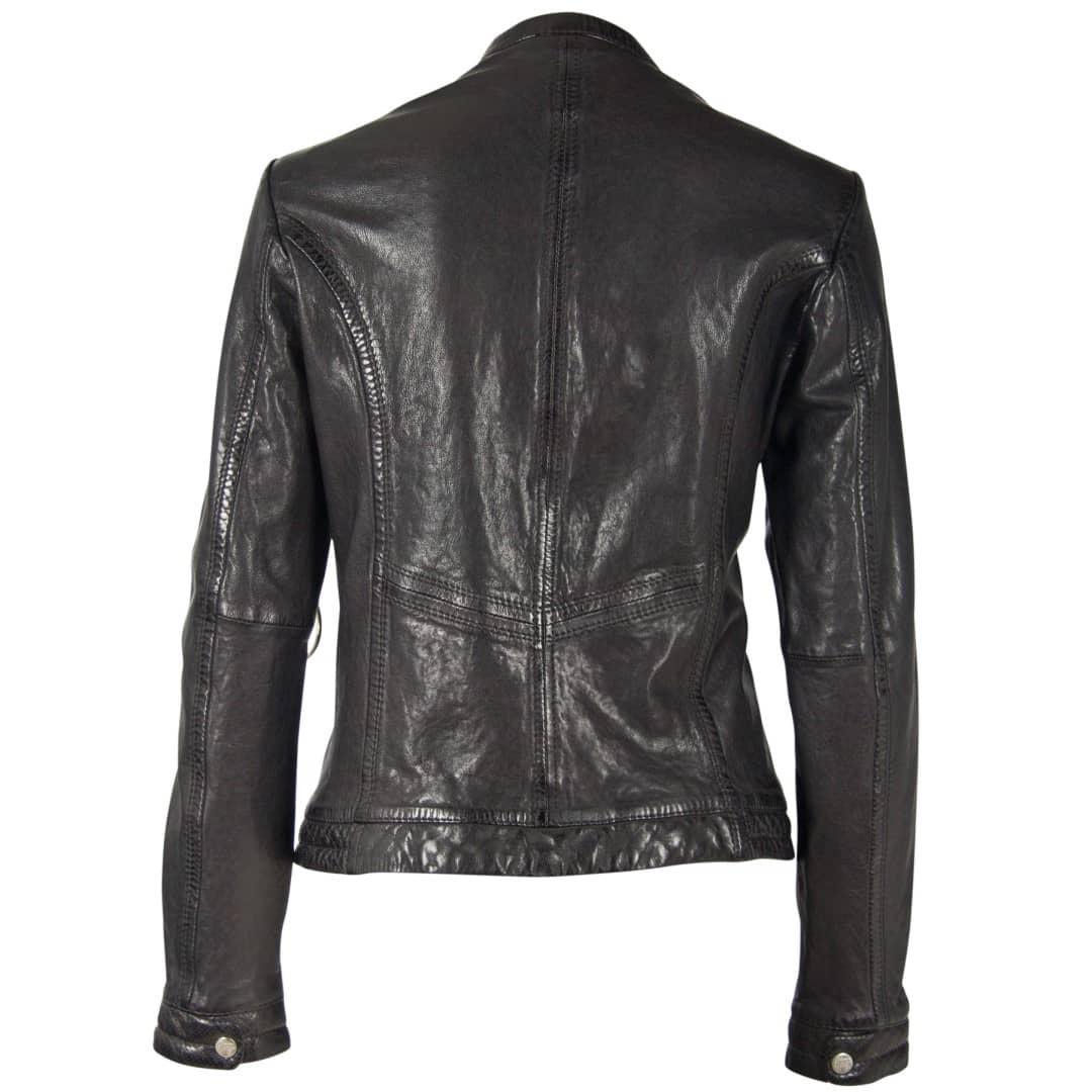 Ladies' leather jacket GIPSY | Jayla