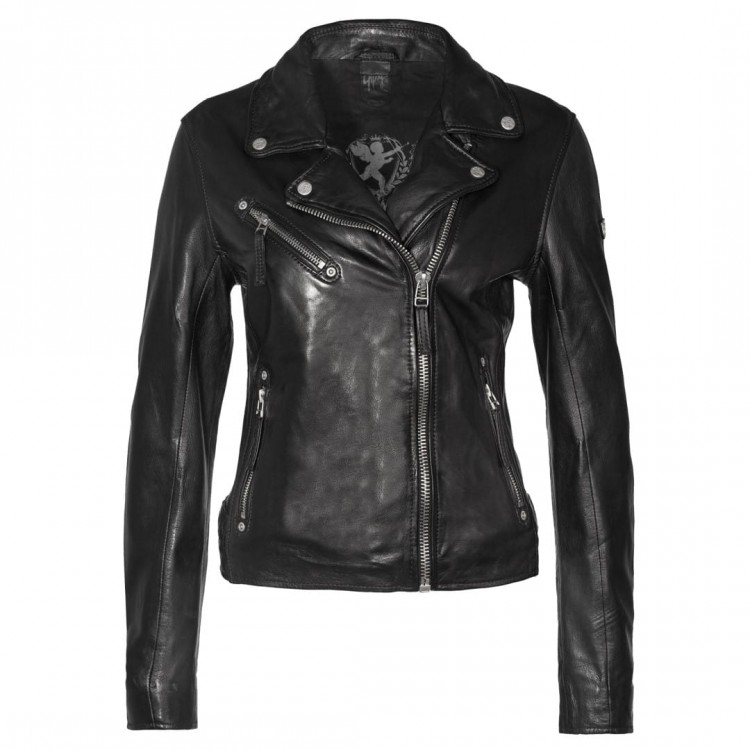 Ladies' leather jacket GIPSY | Kim
