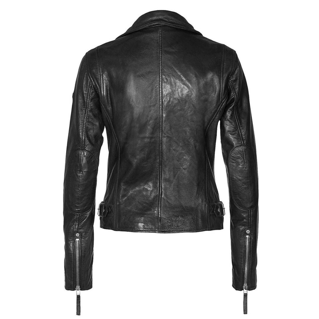 Ladies' leather jacket GIPSY | Kim