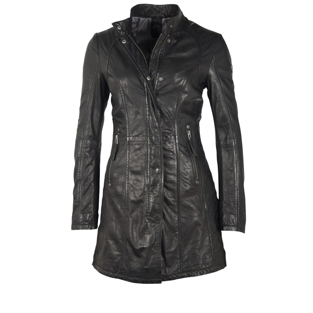 Ladies' leather coat GIPSY | Nima