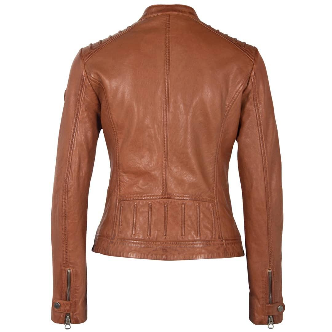 Ladies' leather jacket GIPSY | Salla