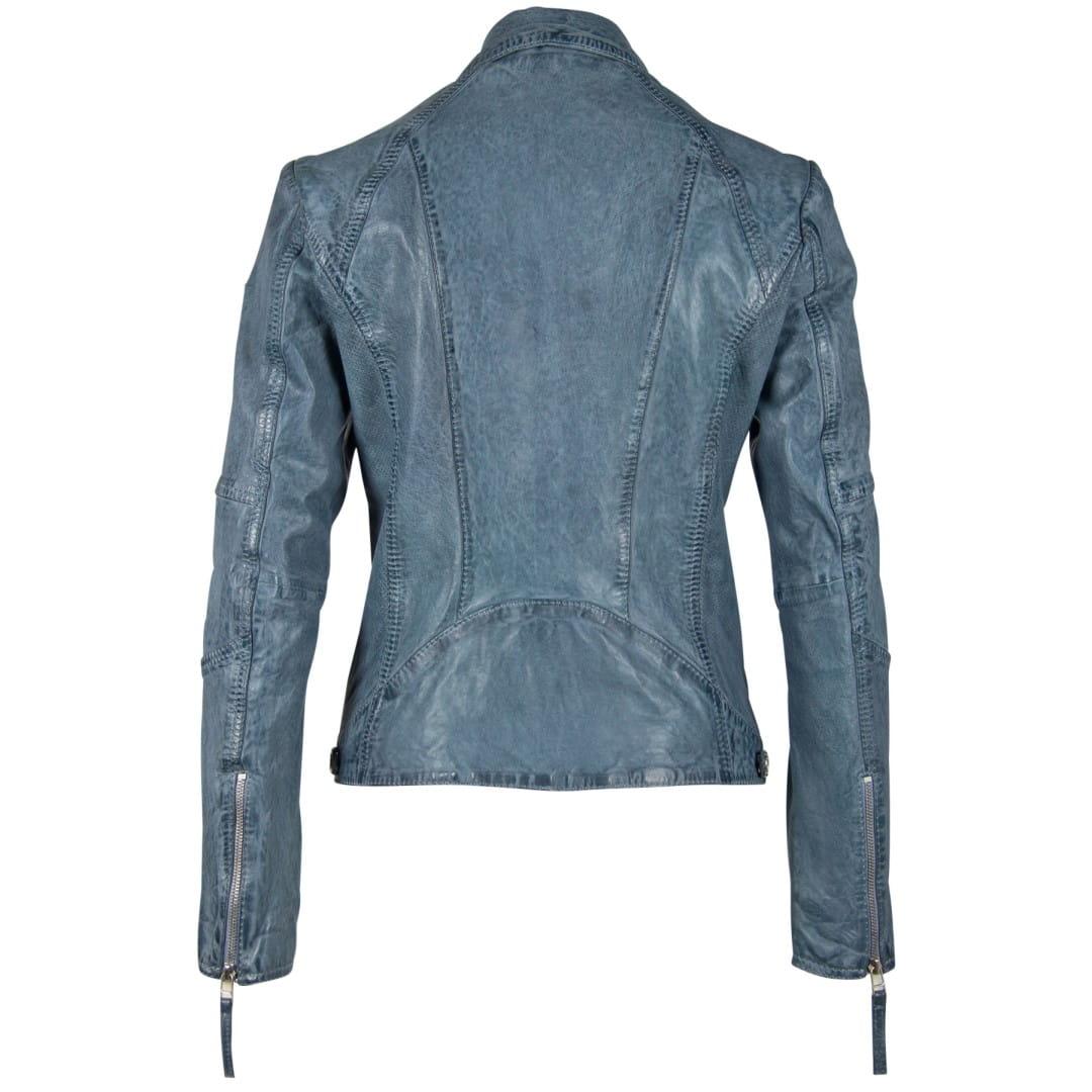 Ženska kožna jakna GIPSY | Svantje