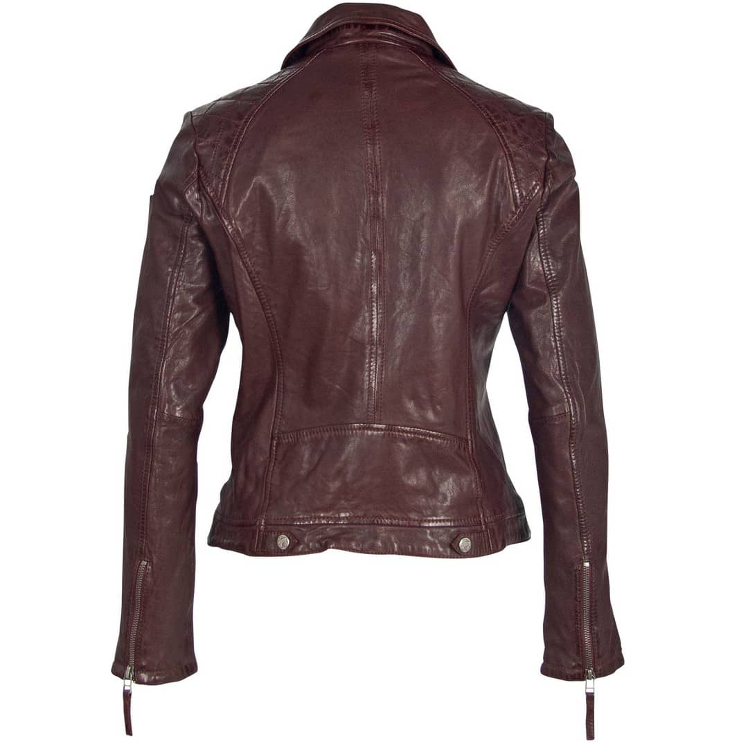 Ladies' leather jacket GIPSY | Citty
