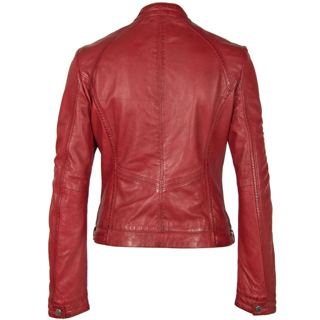 Ladies' leather jacket GIPSY | Jany