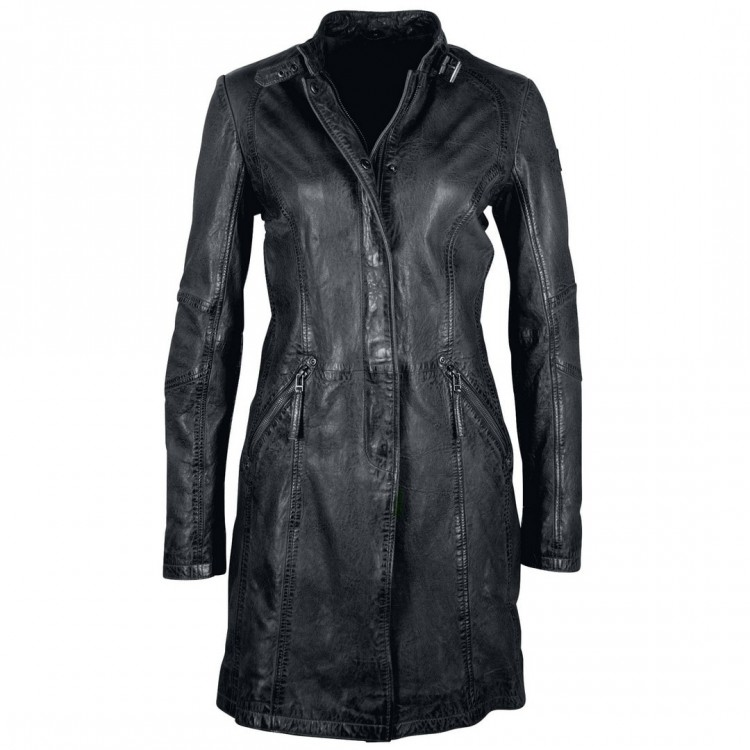 Ladies' leather coat GIPSY | Mette
