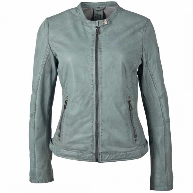Ladies' leather jacket GIPSY | Mieke