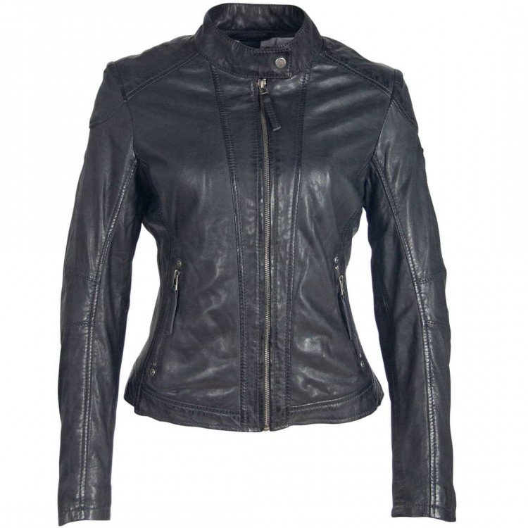 Ladies' leather jacket GIPSY | Stacy
