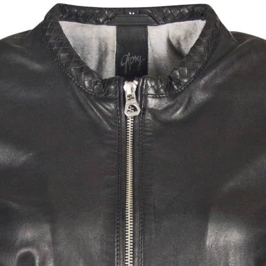 Ladies' leather jacket GIPSY | Zai