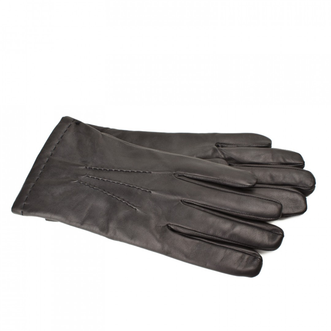 Men's leather gloves Optimist | 2-2019