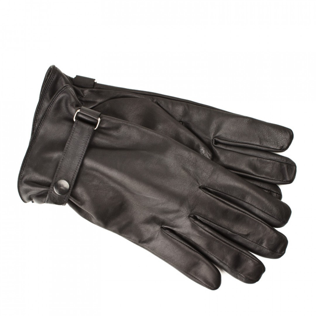 Men's leather gloves Optimist | 2-2125